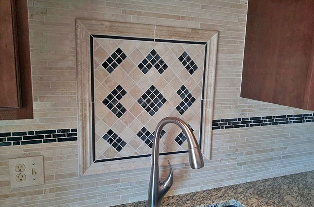 Quality kitchen backsplash installation
